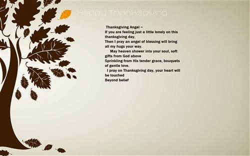 Top Funny Thanksgiving Poems For Friends