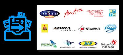 Update Daftar Fee/Komisi Loket PPOB Server Metro Reload Pulsa Murah Nasional