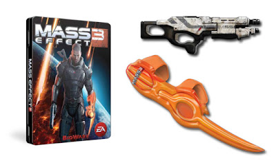 Mass Effect 3 Omni Blade Edition Revealed