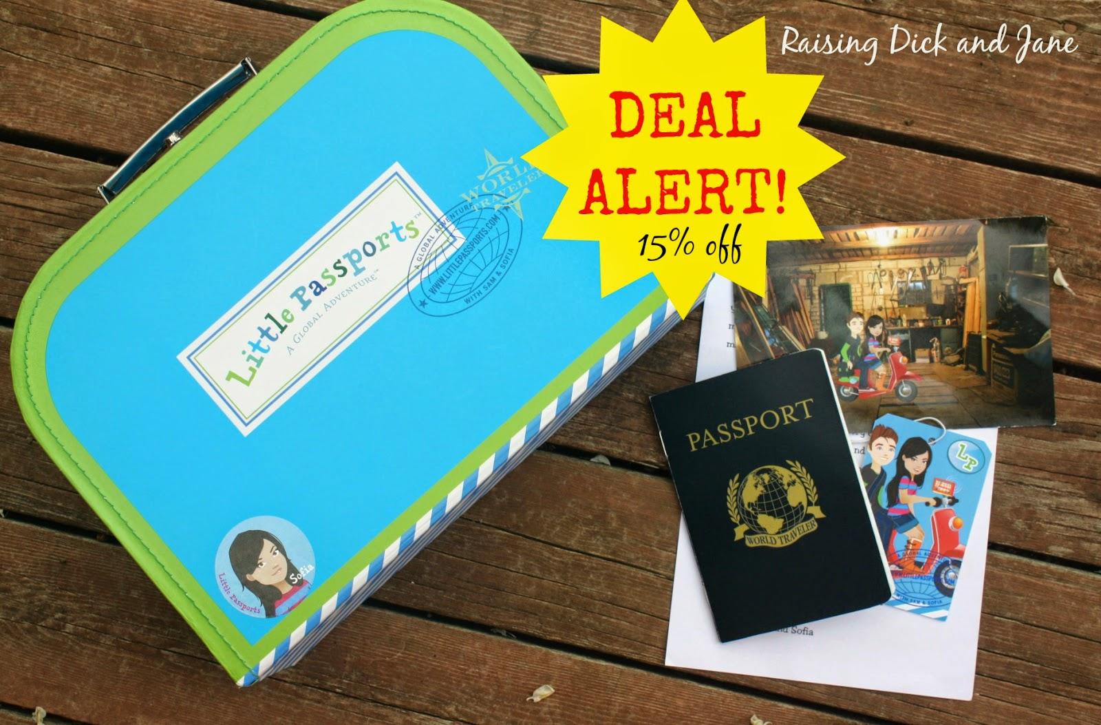 #affiliate Little Passports