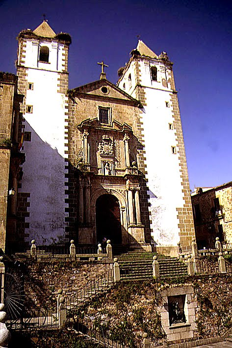 Plaza de San Jorge.