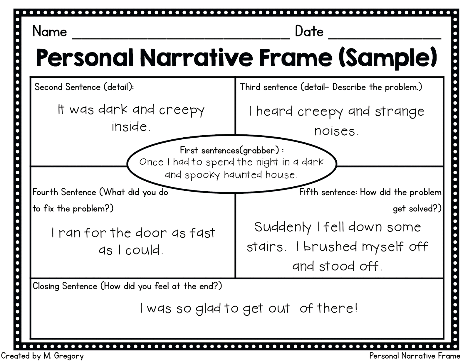 "narrative techniques essay Clrc writing center structure of a personal narrative essay ""narrative"" is a  term more commonly known as ""story"" narratives written for college or personal."