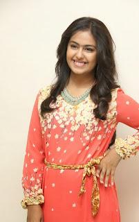 Actress Avika Gor Latest Picture Gallery at Lakshmi Raave Maa Intiki Trailor Launch 62