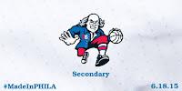 Philadelphia 76ers Rebranded Logo - Secondary