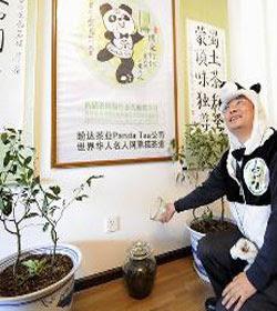 Teh Termahal di Dunia Tumbuh di Kotoran Panda