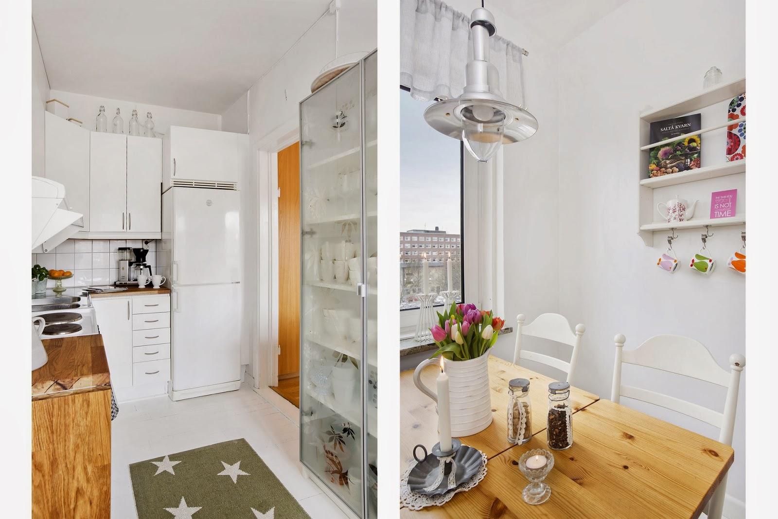 Como Decorar Un Piso Con Muebles En Color Madera Boho Deco Chic  # Sonar Con Muebles Gigantes