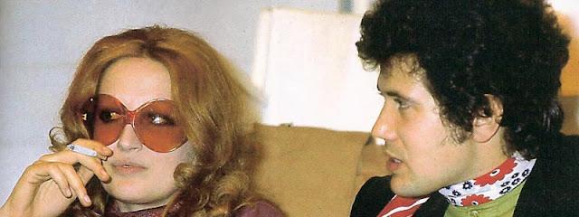 Mina and Lucio Battisti