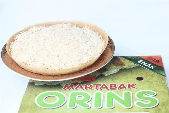 Martabak Orins Keju Spesial cemilan berkategori paling enak di Jakarta