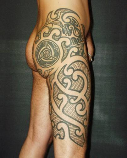 tribal tattoos -85