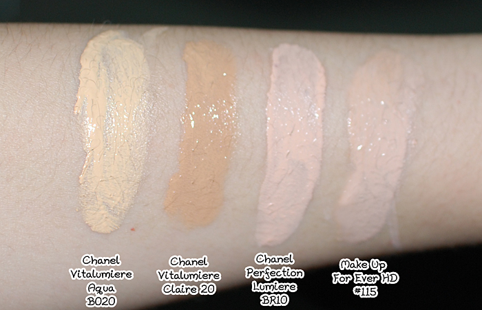 chanel vitalumiere aqua. so, how about you? what\u0027s your favorite foundation? chanel vitalumiere aqua t