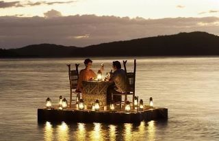Romantic place