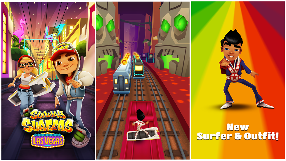 subway surfers, games