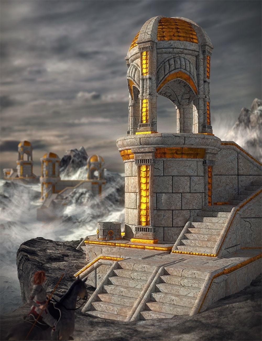 Ruines de H'trakram