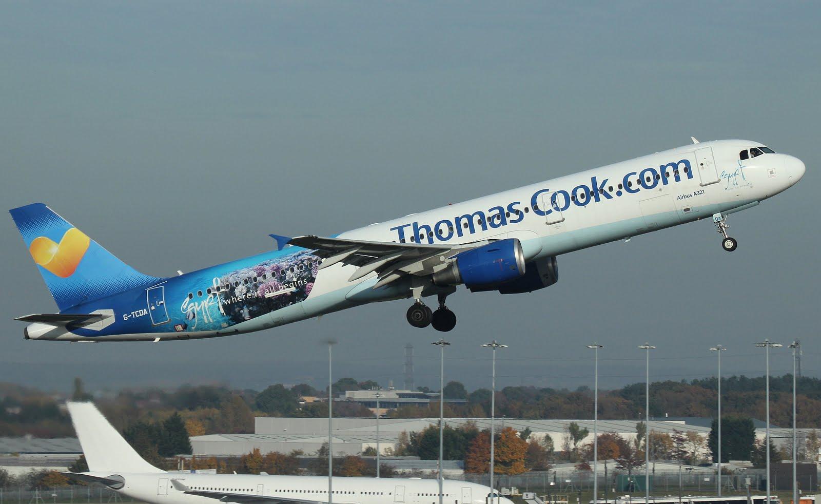 A321 Thomas Cook