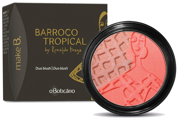 Make B. Barroco Tropical Duo Blush