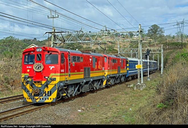 18-802 / 18-807 & The Blue Train
