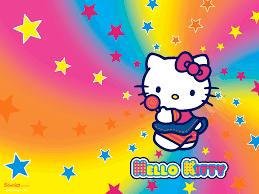 Gambar Wallpaper Hello Kitty HD Bergerak