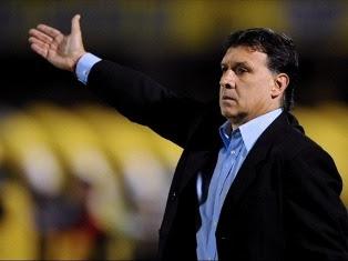 Tata Martino no sera técnico de la Selección Colombia