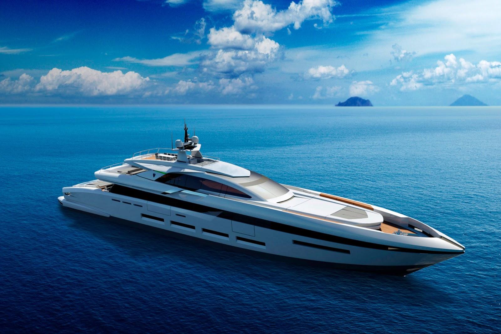 Megayacht Global Heesen Yachts New 58m Design