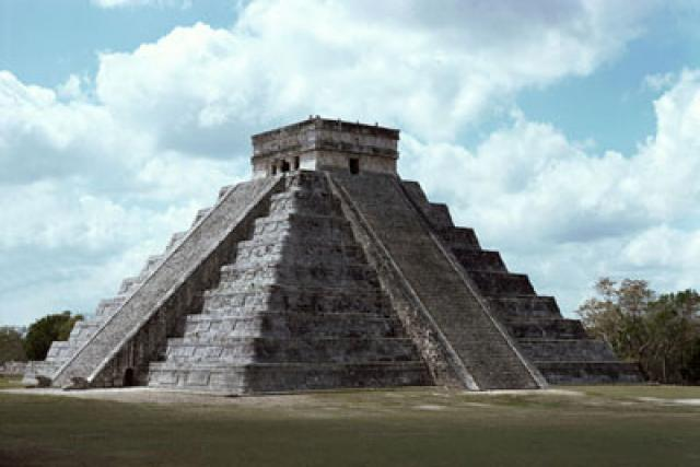 Chichén Itzá, Maya, México, Viajar, Turismo