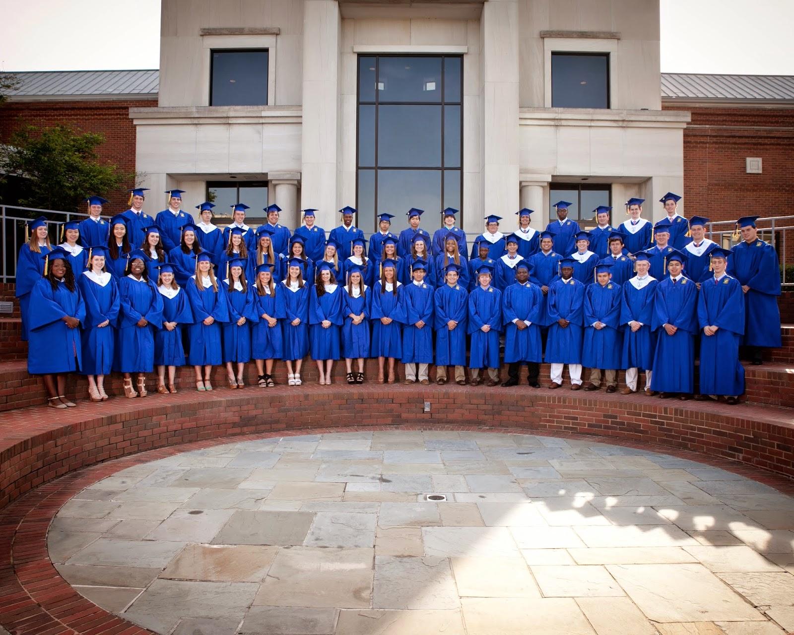Montgomery Catholic Preparatory School Celebrates the 139th Graduating Class: The Class of 2014 1