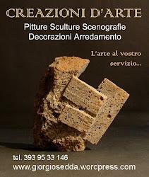 CREAZIONI D'ARTE DI GIORGIO SEDDA