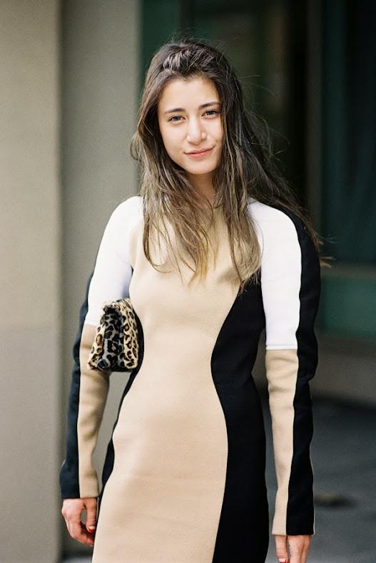 New York Fashion Week SS 2014....Marie
