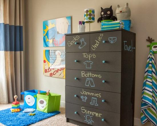 Dekorasi kamr tidur anak