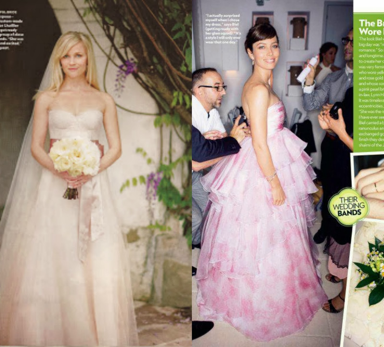 Reese Witherspoon Wedding Dress: The Stylish Butterfly: 10 Reasons To Keep Calm & Love Soft