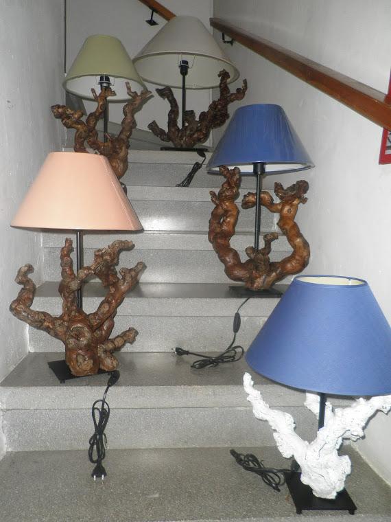 MAS LAMPARAS DE VIÑA