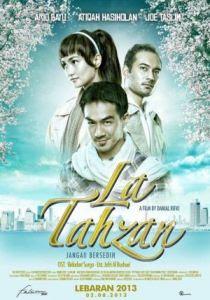 """Cover+Film+La+Tahzan Sinopsis Film La Tahzan """"Jangan Bersedih"""""""