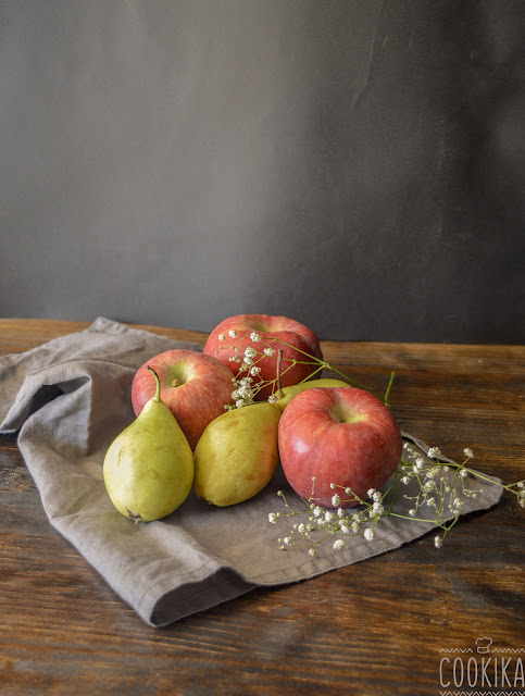 Applesauce with Pears