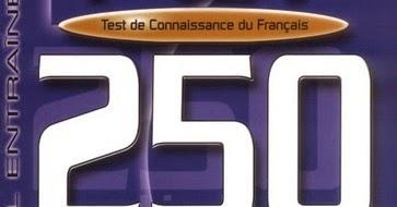 250 GRATUIT ACTIVITES TCF TÉLÉCHARGER