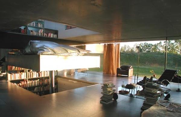 arch1201 design studio 3 bordeaux house images. Black Bedroom Furniture Sets. Home Design Ideas