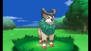 pok%C3%A9mon x and y screen 1 Pokémon X & Y (3DS)   Screenshots