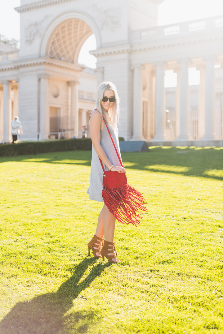 Tobi shoes and Jesslyn Blake bag on Bryn Newman San Francisco Fashion Blogger