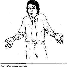 Կինեսիկա: Ժեստերը և նրանց վերծանումը - Սեպտեմբեր #06 <!--if(2012 թվ.)-->-  2012 թվ.<!--endif--> - Հոդվածներ - Սևակ ամսագիր