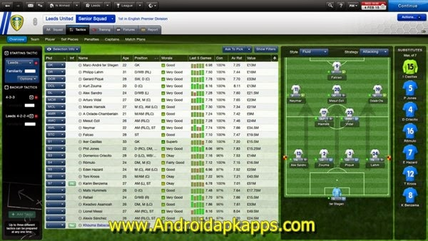 Free Download Game Football Manager 2015 Full PC Terbaru