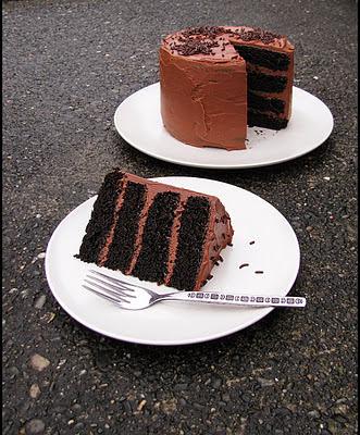 Beatty S Chocolate Cake Icing Recipe From Ina