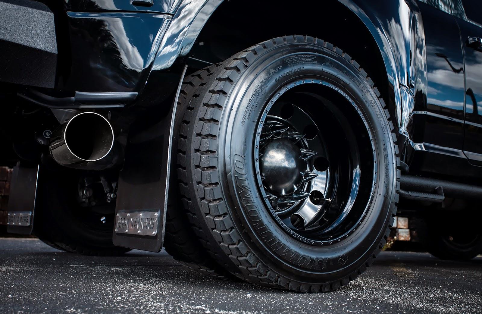 22″ Dodge RAM 3500 By American Force wheels