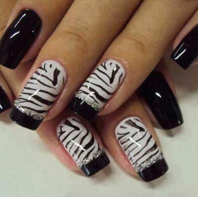 Ladies Nails Trends...