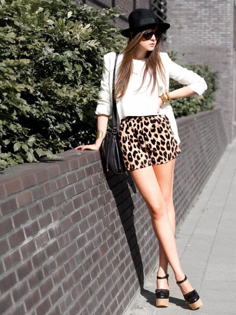 shorts patalon corto