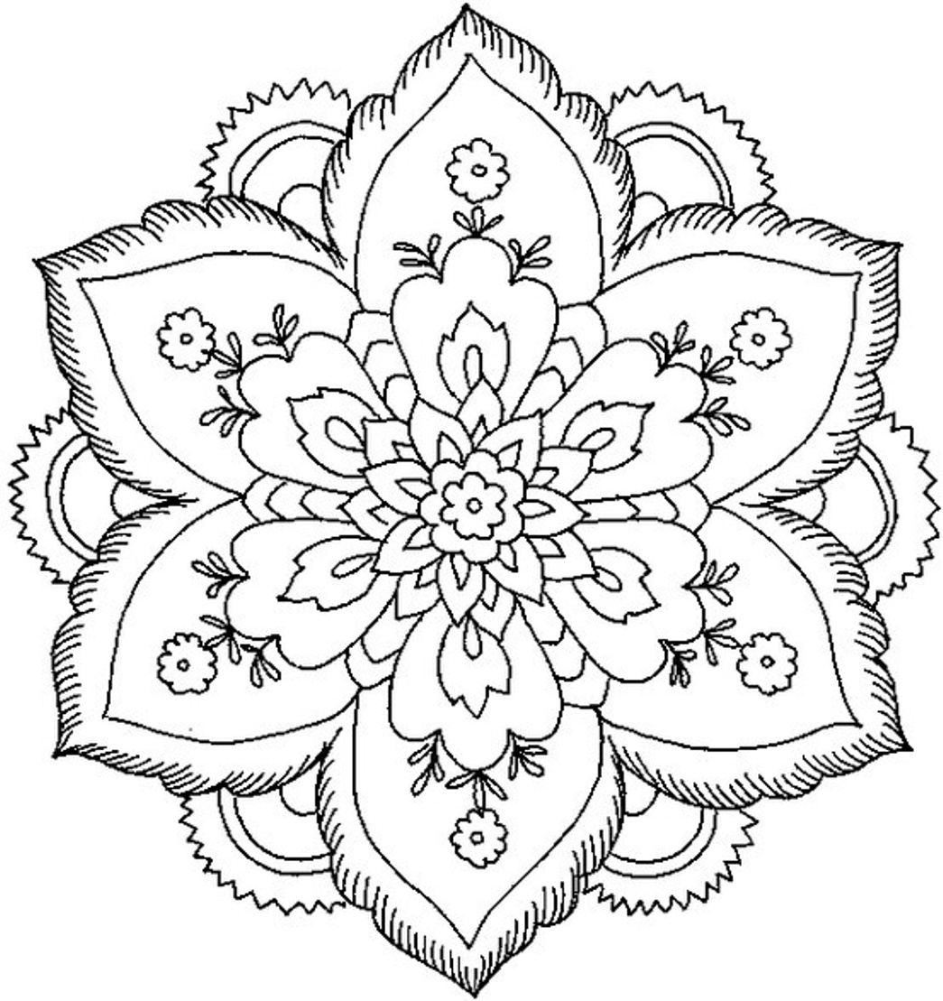 Many People Use Mandalas To Prepare For Meditation