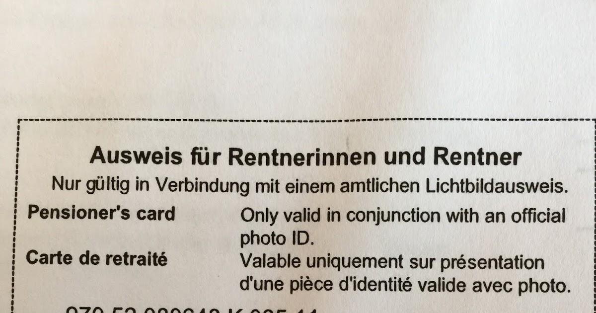 Rentenausweis (wieder) in die H?nde gefallen....aus Italien weiss ...