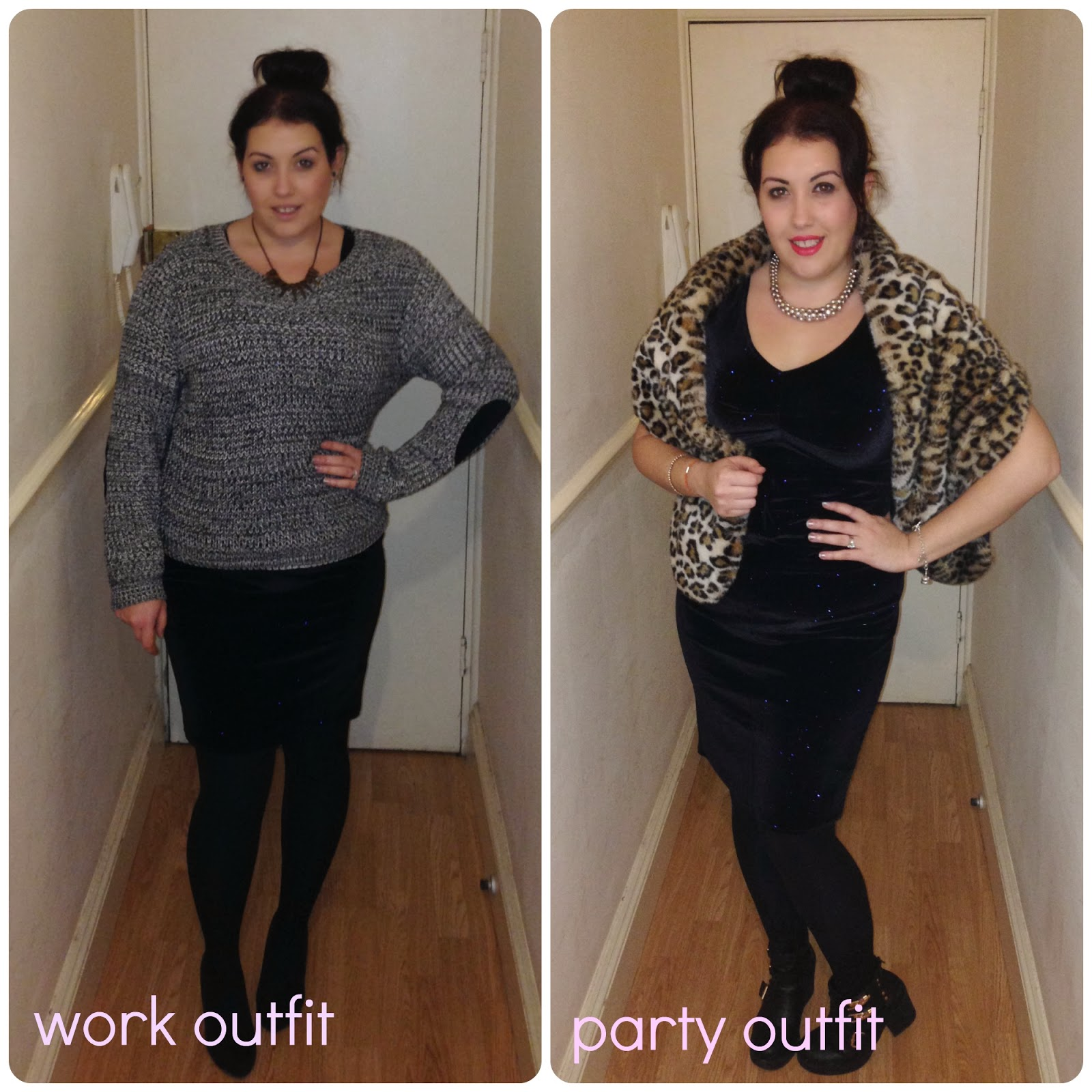 FASHION | NYE Work to Party Outfit - Lilla Loves