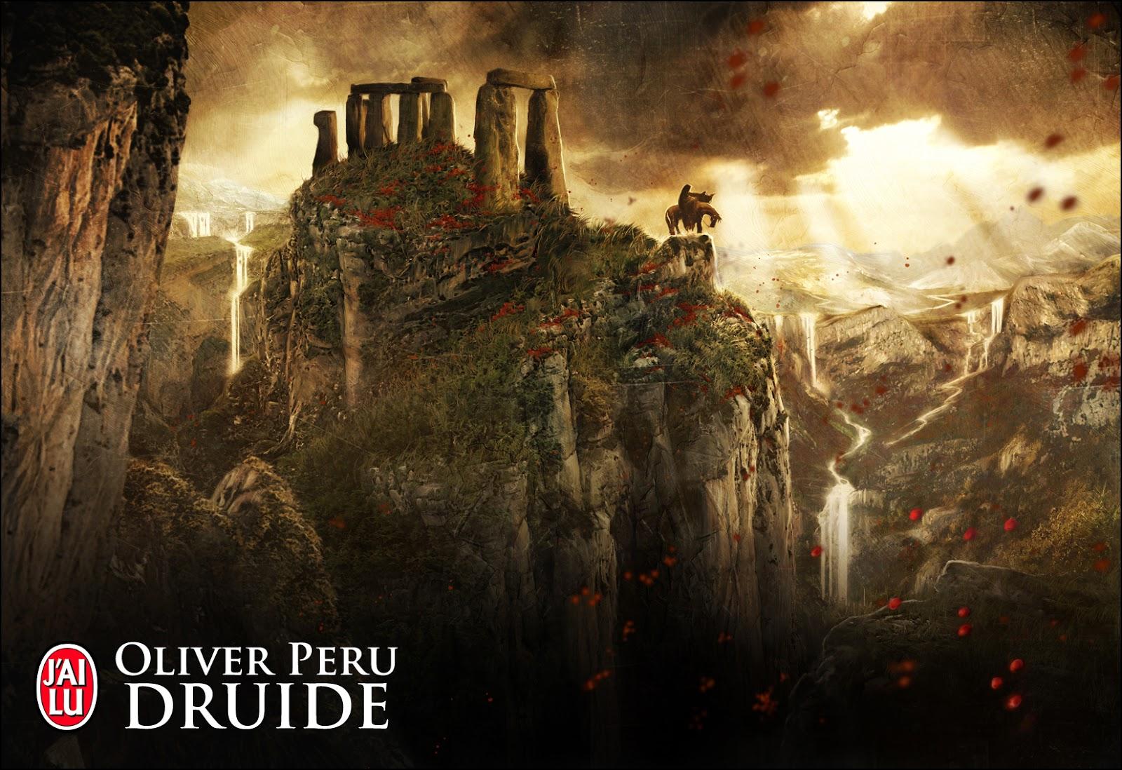 Couverture de Druide