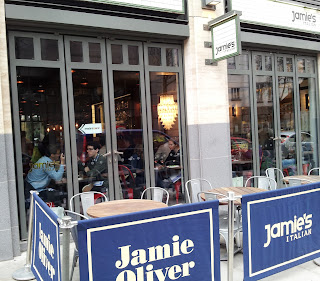 Jamie's Olivier Italian Restaurant