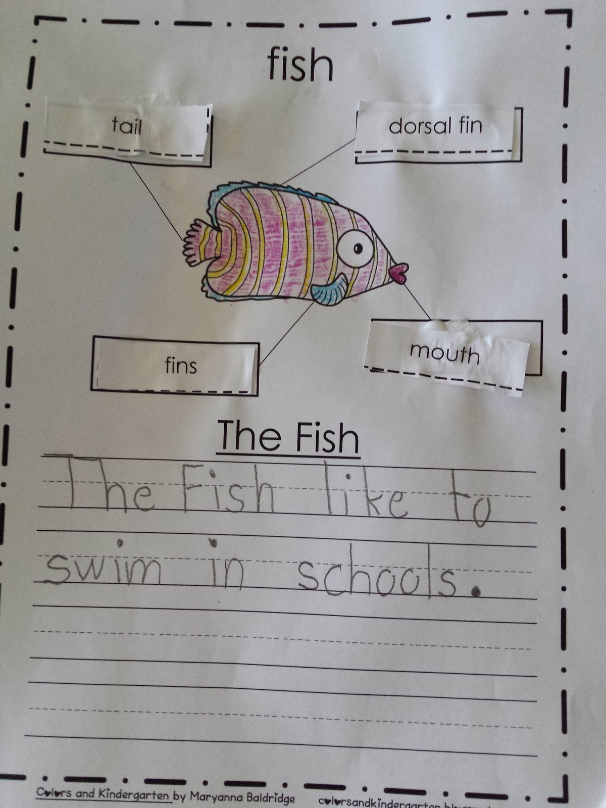 http://www.teacherspayteachers.com/Product/My-Science-Journal-Ocean-1180369