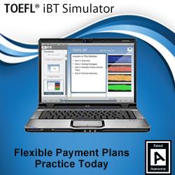 TOEFL Simulation