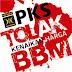 PKS Kaltim Solid Tolak Kenaikan BBM